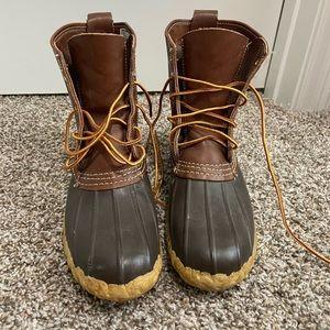 L.L bean boots size 8